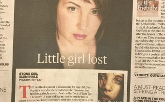Herald Sun review of Stone Girl