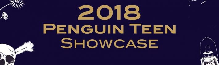 Cover reveal at the Penguin Teen Showcase